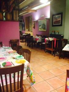 desigual fotos restaurante 225x300 El Hotel Rural Restaurante La Façana se viste de Desigual   Disfrutadla con estas fotos