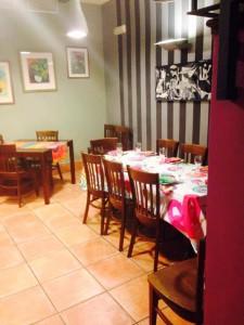 desigual fotos restaurante 3 225x300 El Hotel Rural Restaurante La Façana se viste de Desigual   Disfrutadla con estas fotos